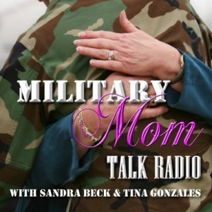 Military Mom Talk Radio Logo