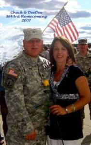 DeeDee Rice, NH Army National Guard, Military Mom Talk Radio, Sandra Beck