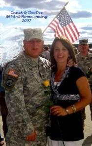 DeeDee Rice, NH Army National Guard, Military Mom Talk Radio, Sandra Beck