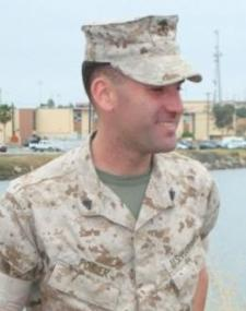 Ryan David Poirier, Robin Boyd, United States Marine Corp., First Marine Division, Military Mom Talk Radio, Sandra Beck, Tina Gonzales,